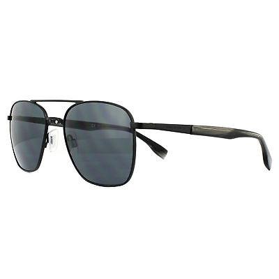 Boss Orange Sunglasses 0330 003 IR Matt Black (Boss Orange Aviator Sunglasses)