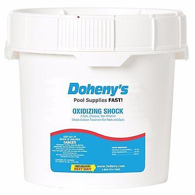 Doheny's Chlorine Free Oxidizing Shock 25 lbs Chlorine Free Pool Shock