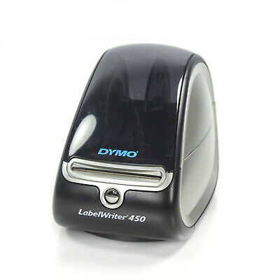 Dymo Labelwriter 450 Turbo Thermal Label Printer Only 1750110 - No Ac Adapter