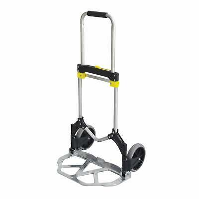 Safco Stow-away Hand Truck Silver