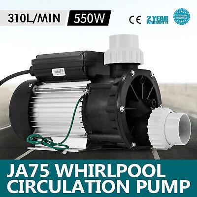 DH550 Hot Tub Circulation Pump Whirlpool 0.75HP Chinese Bath Whirlpool Danz Spa