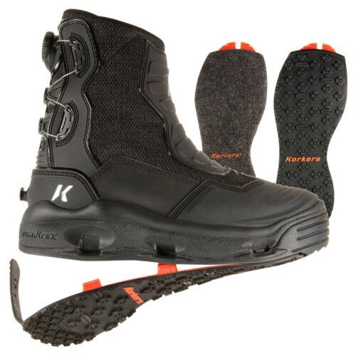 Korkers Hatchback Wading Boots