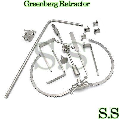 Greenberg Flexible Neuro Retractor Surgical Instruments Rt-1011