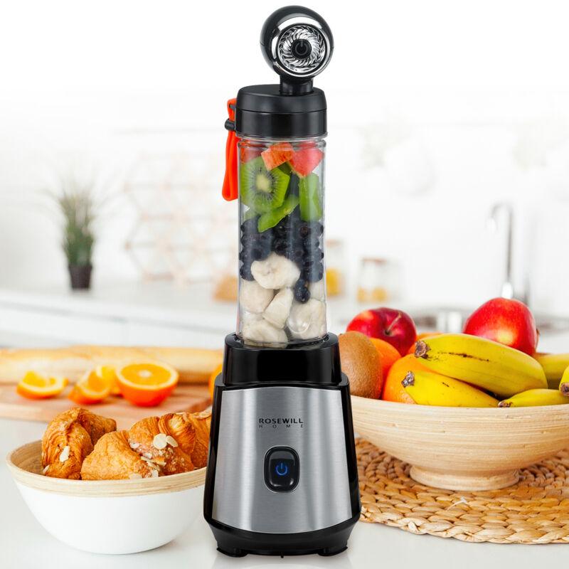 Anti-Oxidation Personal Vacuum Blender Portable Single Serving Smoothies & Juice