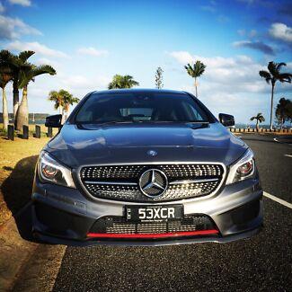 2015 Mercedes-Benz CLA250 Wagon