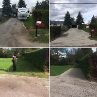 Last Call For Gravel Driveway Repairs Free Quotes