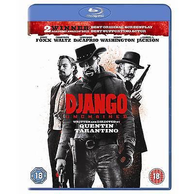 Django Unchained Blu Ray (Leonardo DiCaprio / Jamie Foxx) Disc Only