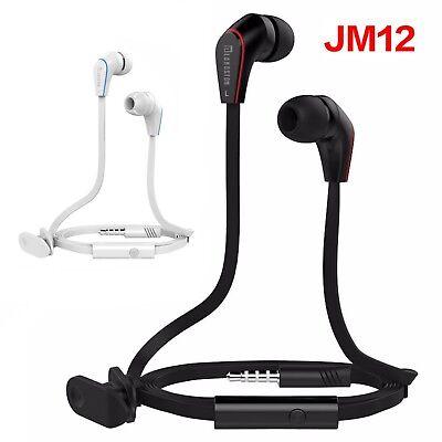 Super Bass In-Ear Kopfhörer Headset Earphone JM12 für Samsung HTC Apple