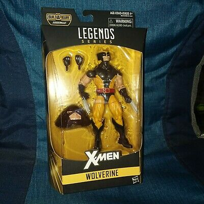 "Marvel Legends XMEN ""WOLVERINE"" BAF JUGGERNAUT BRAND NEW"