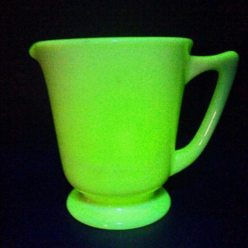 Vintage McKee Custard Glass 4 Cup Measuring Pitcher