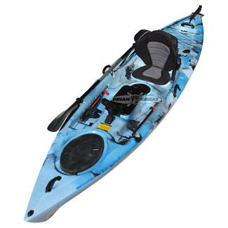Angler's Dream 3 Pro 4m Fishing Kayak Sit-On Plastic Canoe Perth Airport Belmont Area Preview
