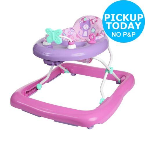Baby Gear Supply Brand New Baby Go Round Pink Jive Walker