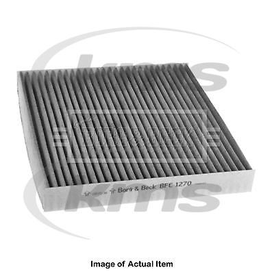 New Genuine BORG & BECK Pollen Cabin Interior Air Filter BFC1270 Top Quality 2yr