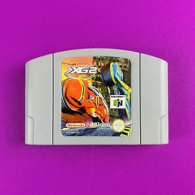 Extreme G 2 - N64 - PAL - AUS