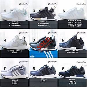 (Vary in Price) Free shipping Adidas NMD R1 & XR1 Men Women sizes Melbourne CBD Melbourne City Preview
