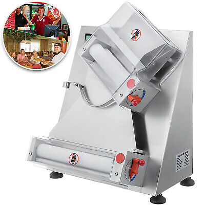 12 Inch 300mm Dough Roller Sheeter Pizza Pasta Pastry Ravioli Roti Maker Machine