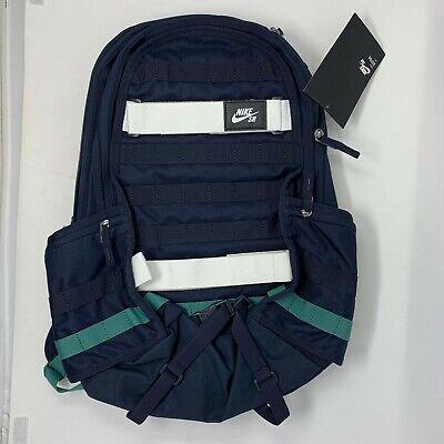 Nike SB RPM Skateboarding Backpack 26L Obsidian/Bicoastal BA5403-475