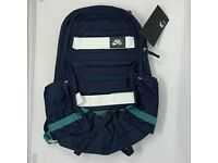 NIKE SB RPM BACKPACK 26L 100/% GENUINE BLACK//BLACK  BA5403 010