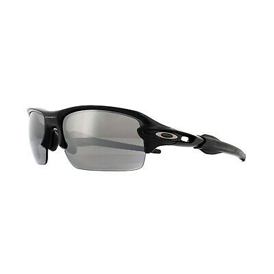 Oakley Sonnenbrille Flak XS Jugend Passform OJ9005-08 Matt Schwarz Prisma