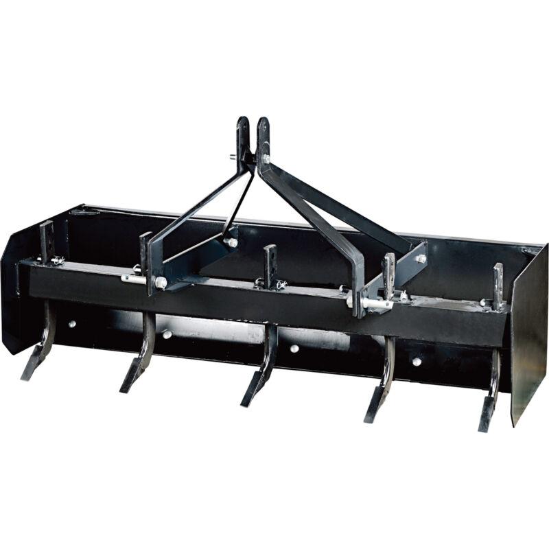 NorTrac 3-Pt. Box Blade Scraper - 60in.W
