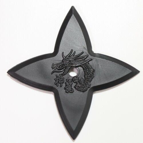 Japanese Ninja Shinobi Rubber Shuriken Sword in Palm Throwing Star Cross Knife