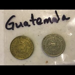 Coins of Central America