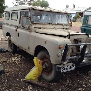 1970 Land Rover Other Wagon Warramboo Wudinna Area Preview