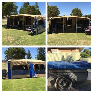 "Camper Trailer 6x4 ""Price drop to $2,500 ***SOLD PENDING PAYMENT***"