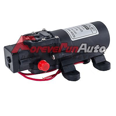 12v 1.2gpm 35psi Rv Marine Boat Water Pressure Diaphragm Pump For Boat Caravan