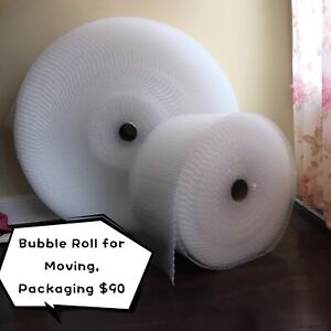 Bubble Roll for Moving