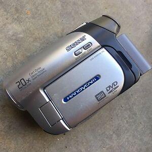 Sony DCR-DVD653E Camcorder Vermont South Whitehorse Area Preview