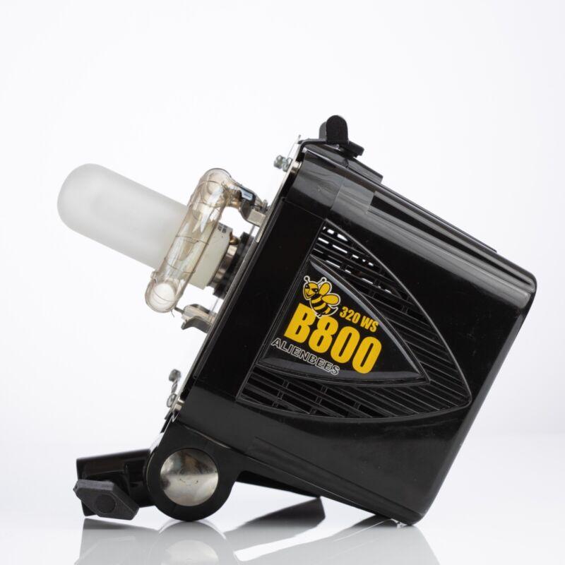 Paul C Buff Alien Bees B800 320WS Monolight Flash Head