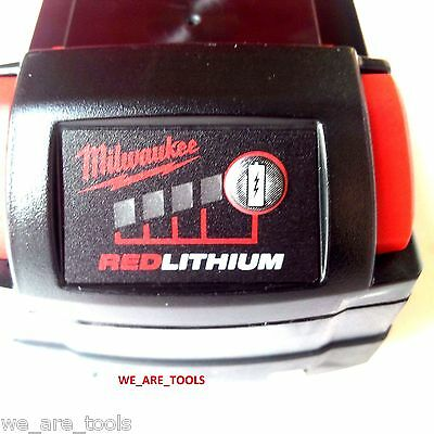 Milwaukee M18 48-59-1850 Starter Kit 48-11-1850 5.0 AH Battery & Charger 18 Volt 6