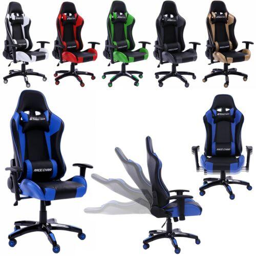 Gaming Stuhl Test Vergleich Gaming Stuhl Gunstig Kaufen