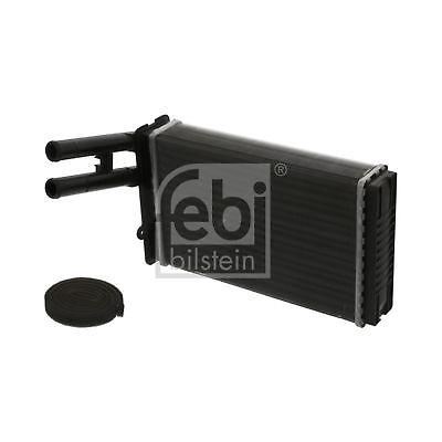 Heater Matrix (Fits: VW & Audi)   Febi Bilstein 14741 - Single