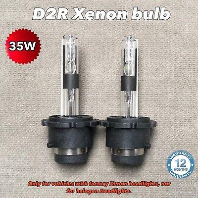 8000k D2r Hid Bulbs - D2R 8000K 35W ICE BLUE XENON HID BULBS 03-05 FOR G35 V35 R35 350GT SEDAN COUPE