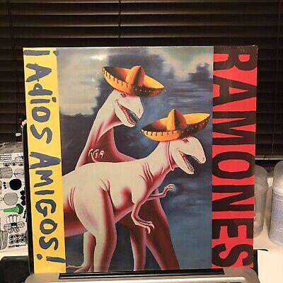 RAMONES - Adiós Amigos LP RE punk Blondie KBD NEW YORK DOLLS NYC HEARTBREAKERS