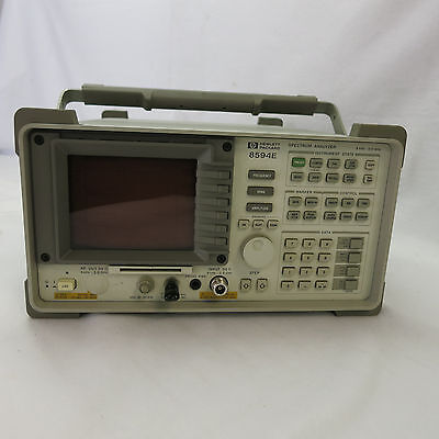 HP 8594E 9 kHz - 2.9 GHz Spectrum Analyzer