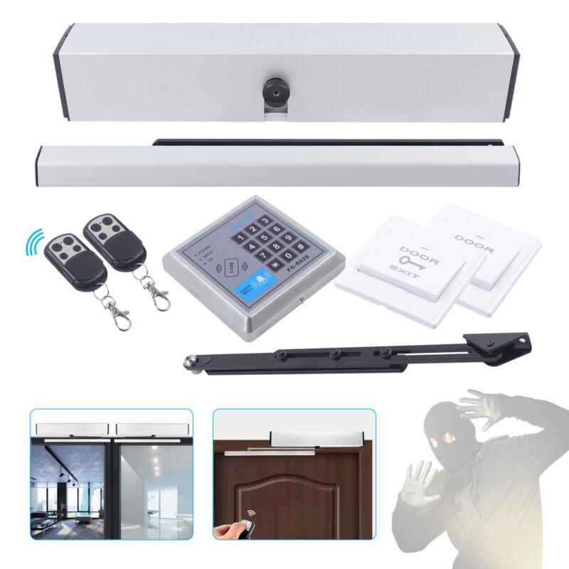 Automatic Swing Gate Opener Remote Door Kit Electric Swing Door Controller Kit