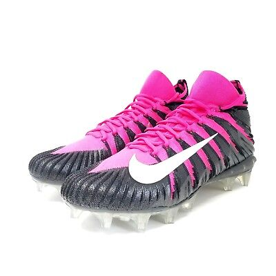 Nike Alpha Menace Elite Breast Cancer Awareness Men's Football Cleats