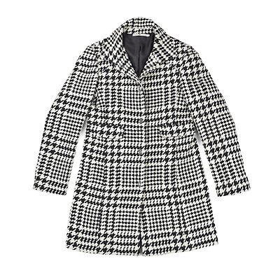 M Tommy Hilifger Gia Damen Wollmantel Winter Mantel Jacke Wolle NEU Gr 38