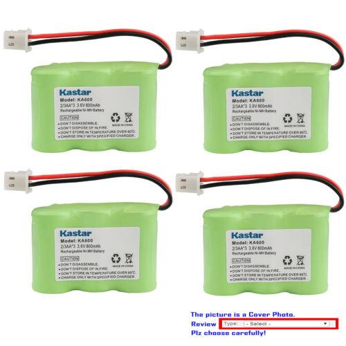 Kastar Ni-MH Battery Replace for Eton / GRUNDIG FR200-BATT FR200 FR200G Radio