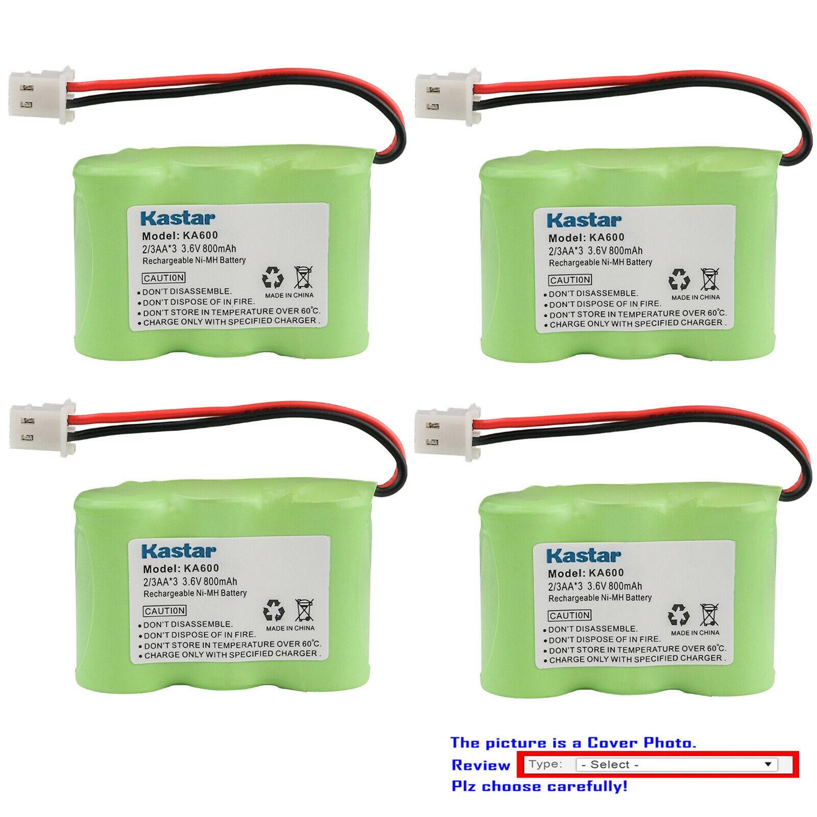 Kastar Ni-MH Battery Replace for Eton / GRUNDIG FR600 FR600B