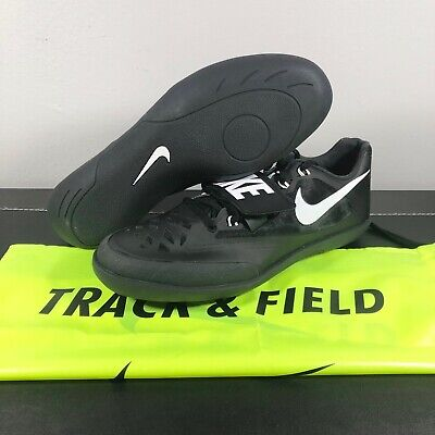 40a8582d5f28 New Mens Nike Zoom Rival SD 4 Shot Put Discus Shoes Black Sz 10.5 685135 017