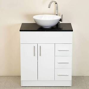 30% OFF-750mm Stone Top Vanity now ONLY $419 Malaga Swan Area Preview