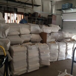 """Dry Campfire Firewood Pine Huge Bags """"Ready To Burn"""" $25"""