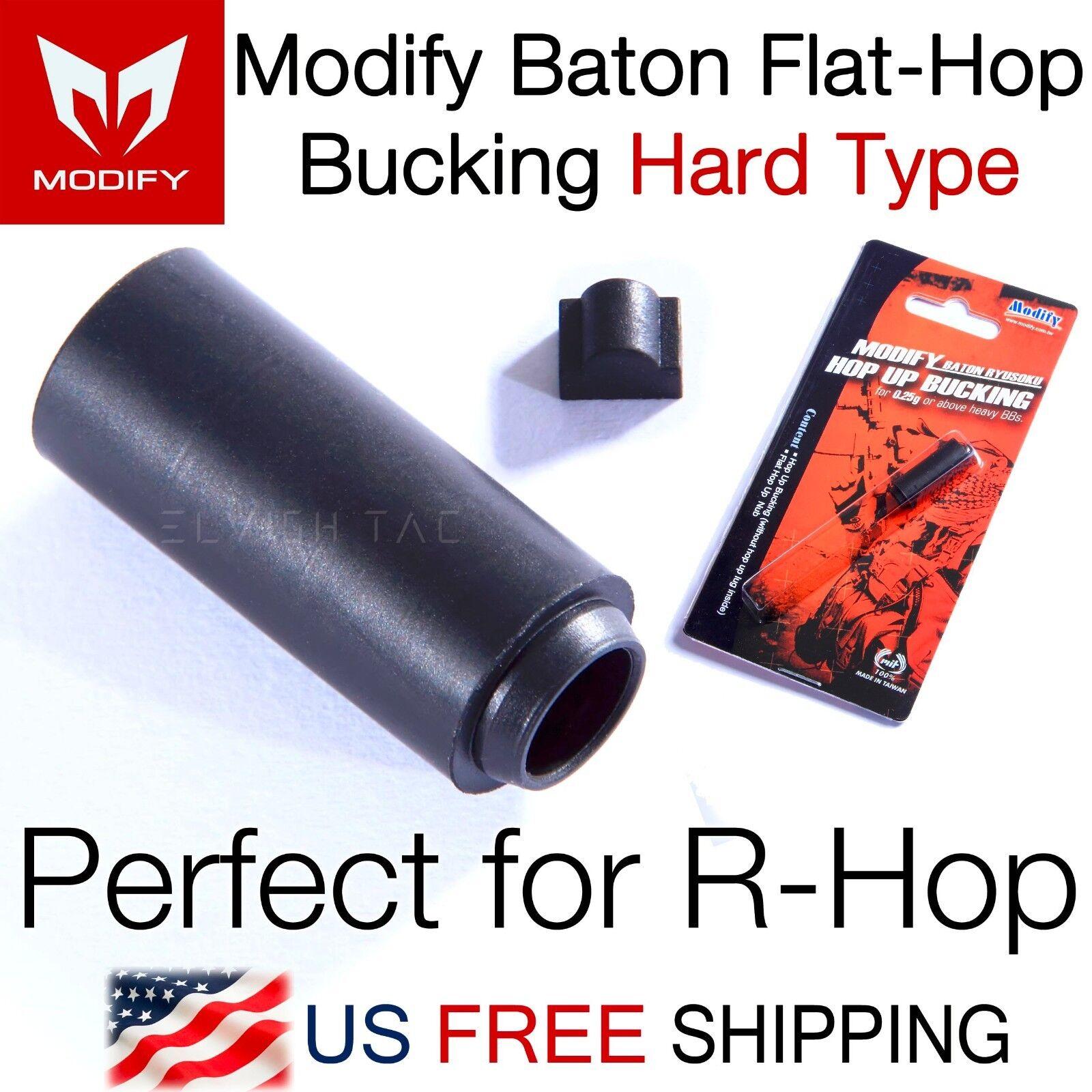 Modify Baton Flat Hopup Bucking Hard Type for R-Hop RHop Lot
