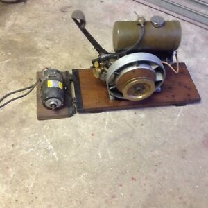 Stationary Engine villiers  marvel