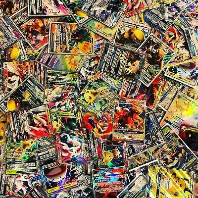 Pokemon Karten Sammlung 10 RAINBOW GX GARANTIERT Geschenk Glitzernde Holo
