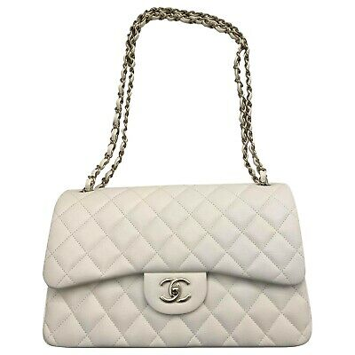 100% Authentic Chanel Jumbo Pearl bag  Women's Bag Limited Edition  New